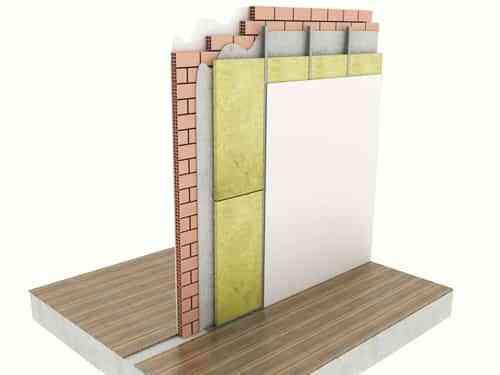 Cómo aislar una pared contra ruidos (2) 1