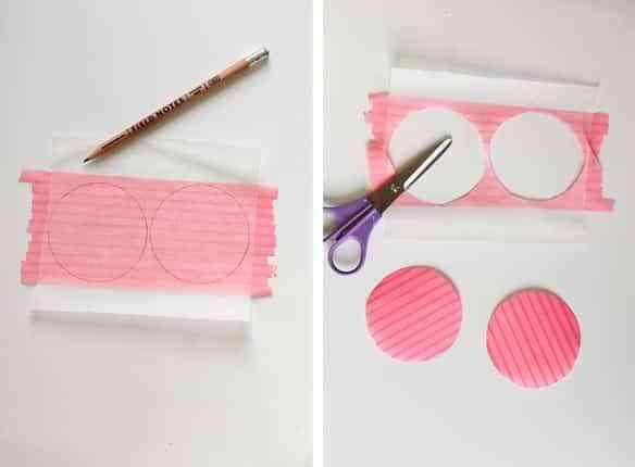 Dos ideas muy originales para decorar con washi tape 3