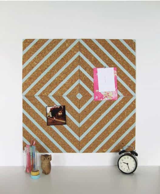 Dos ideas muy originales para decorar con washi tape 1
