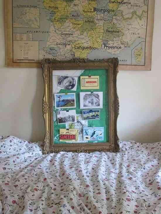 Cuadro DIY: decoración para amantes de los viajes 1