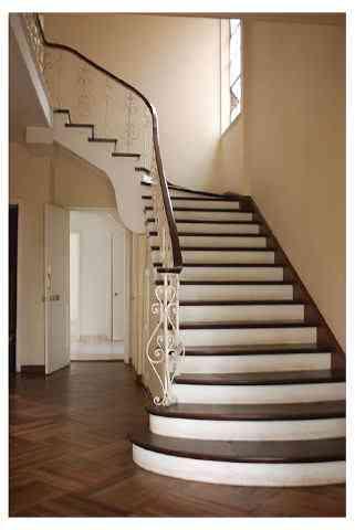 Feng shui en las escaleras decoraci n de interiores opendeco - Escaleras para casa ...
