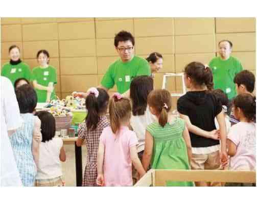 Evento Masking Tape en Japón 2
