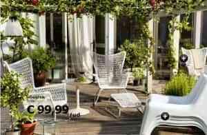 Decora tu jardín con Ikea 1