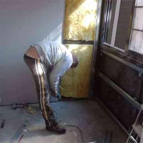 Cómo aislar una pared contra ruidos (2) 2