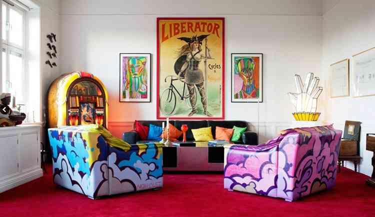Ideas Vintage Para Decorar La Casa - Decoracion Vintage Para Tu Casa ...