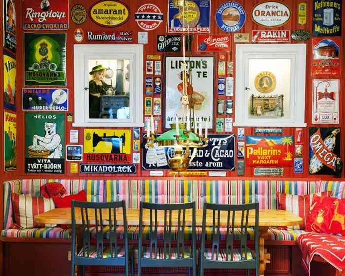 Decorar con poster vintage blog totpint portal de - Posters para pared ...