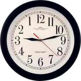 En Los Pared Toque Decoración Relojes Un De Geek Interiores rBdCoxe
