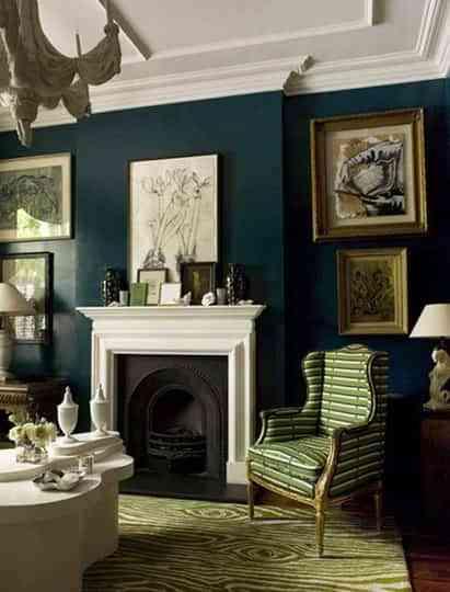 Ideas para decorar en verde 1