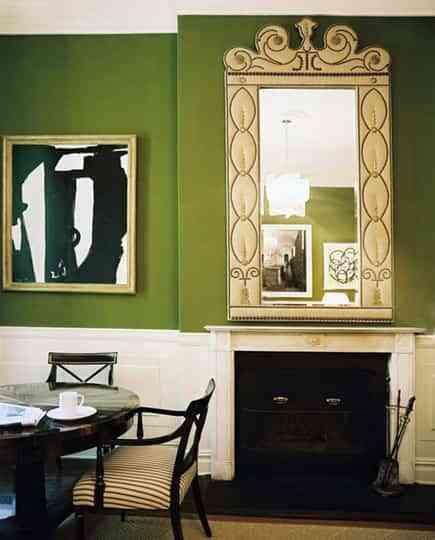 Ideas para decorar en verde 6