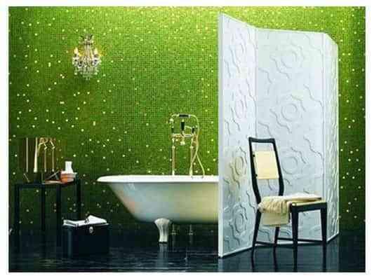 Ideas para decorar en verde 3