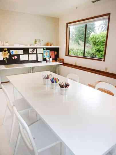 Una habitación como oficina 2