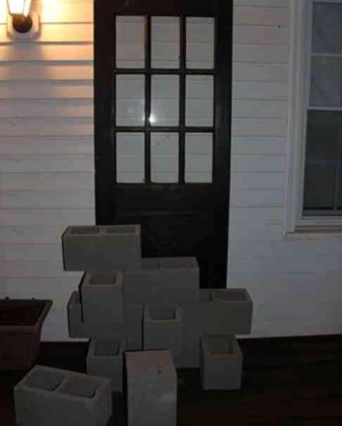 Diy decorar un porche reciclando decoraci n de - Decorar un porche ...
