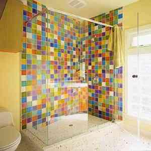 El color llega a tu cuarto de baño - Decoración de Interiores | Opendeco