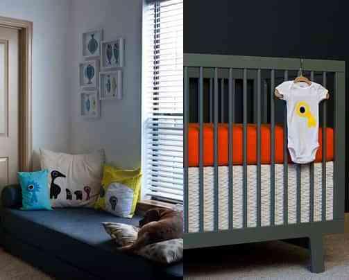 Colores grises para un bebé 5