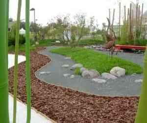 Feng shui en el jardín: plantas y agua 1