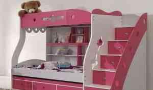 Fantástica litera para una habitación infantil 1