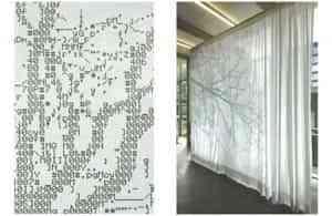 Arte ASCII en la decoración de tu hogar 2