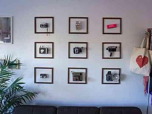 Añade objetos con estilo a tus paredes 1