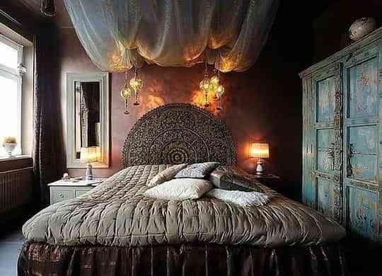 Un toque oscuro en tu habitación 5