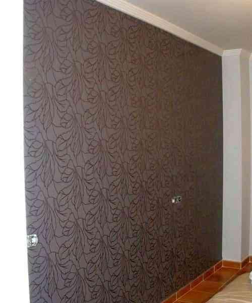 Empapela dando color y elegancia a tu pared 3