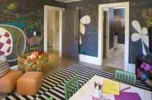 Pizarra para tu casa: en vinilos o pintura 1