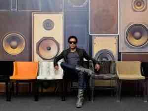 Las sillas Mademoiselle de Lenny Kravitz 1