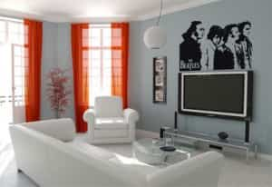 Decoración Beatles 2