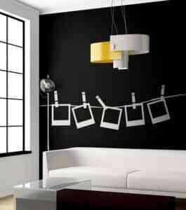 Pizarra para tu casa: en vinilos o pintura 4