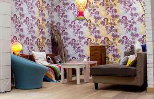 Mezclando estilos en la sala de estar 1