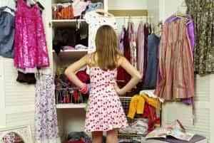 Cómo ordenar el armario sin morir en el intento 1