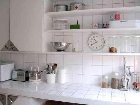 Encimeras de cer mica una alternativa para tu cocina for Ceramica cocina decoracion