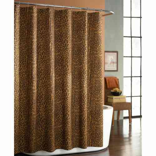Decoracion Baños Nuevo Estilo:Cortinas de baño, ideales para decorar – Decoración de Interiores