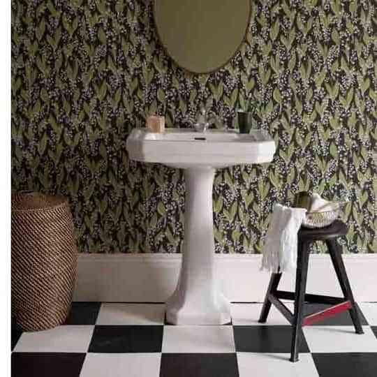 Ideas para llenar de color el baño 2