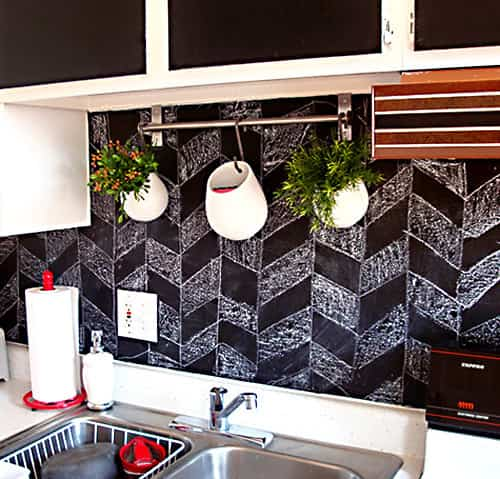 Ideas para la zona de lavar los platos 1