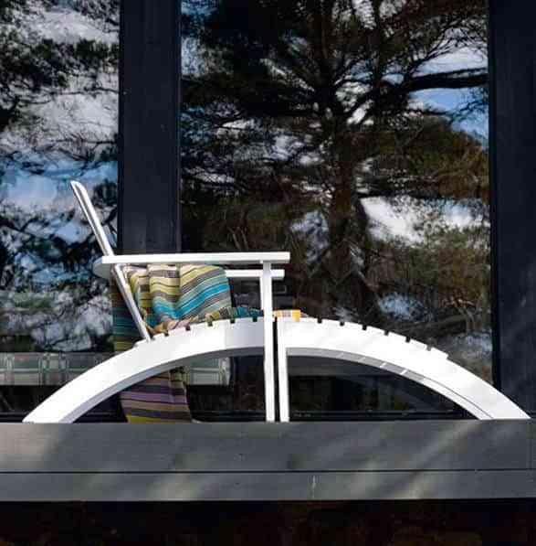 Adirondack Chair, estilo en tu jardín 1