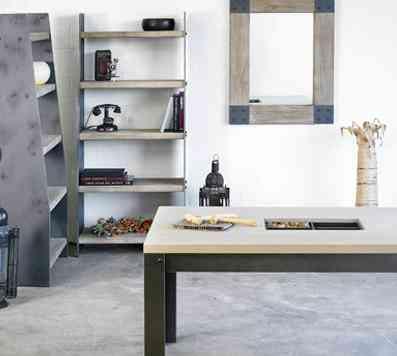 Estilo industrial en tus muebles blogtotpint ideas y for Muebles de estilo industrial barato