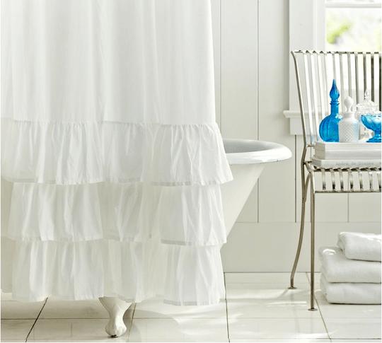 Cortinas de baño, ideales para decorar 2