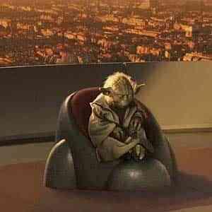 El sillón de Yoda... en tu casa 2