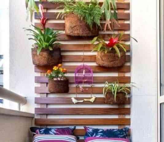 Decorar la terraza con palets