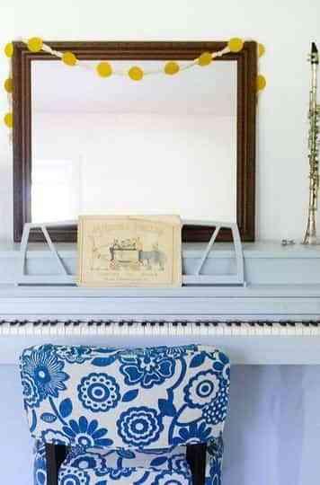 Pianos para decorar 4