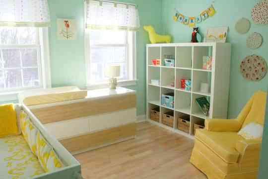 Lo que no puede faltar en la habitación del bebé 1