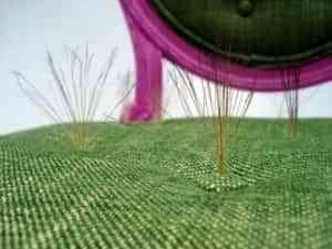 Un sillón con forma de cactus 2