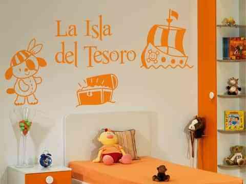 Una habitación con piratas o princesas 2