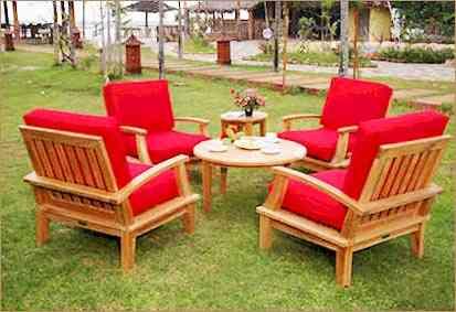 Como hacer cojines para muebles de madera imagui - Cojines para muebles de jardin ...