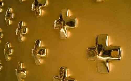 Decora con oro tu pared 1