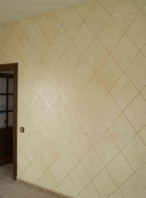 Decora tu pared con pátina de forma sencilla 3