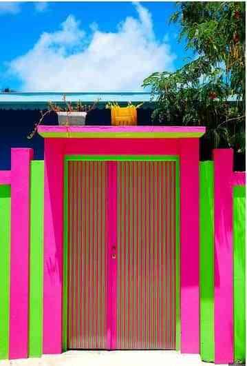 Los colores flúor llegan a tu puerta 2