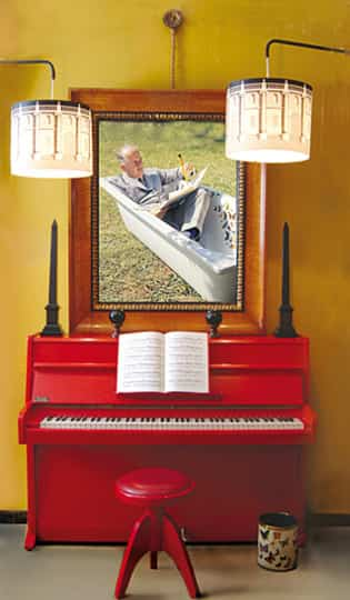 Pianos para decorar 3