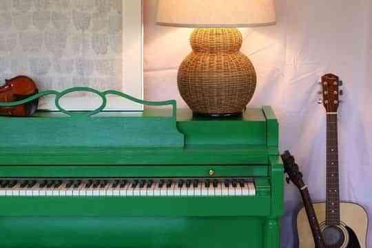 Pianos para decorar 1
