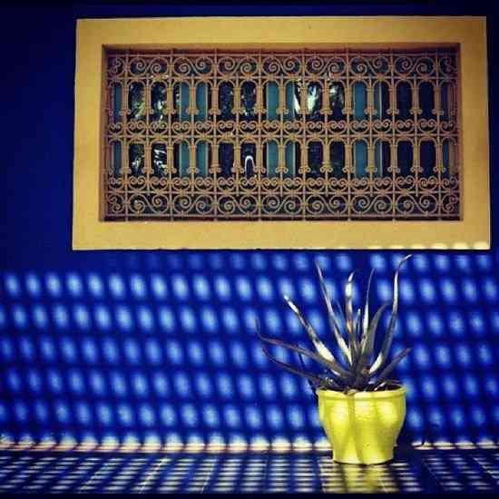 Baños Amarillos Con Azul:Azul y amarillo, una combinación que funciona – Decoración de